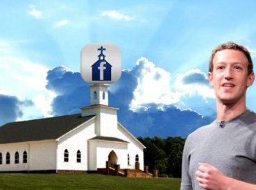 """""""La Iglesia es más que una comunidad"""", le dicen a Zuckerburg"""