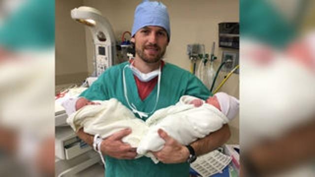 Pastor que perdió hijos en accidente bendecido con bebés gemelos