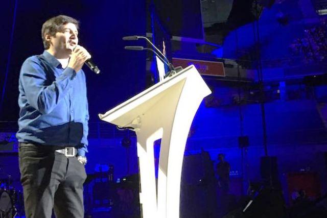 Marcos Vidal cuestiona los que predican un evangelio aguado que no salva
