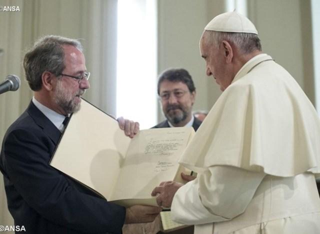 Iglesias reformadas firman declaración ecuménica con Iglesia Católica