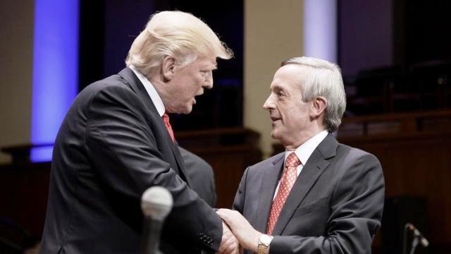 """Pastor: """"Dios ha dado autoridad a Trump para eliminar a Kim Jong Un"""""""