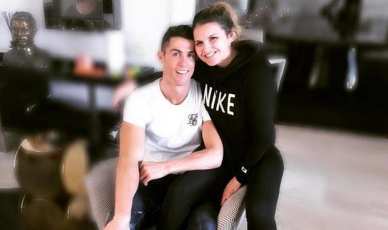 Hermana de Cristiano Ronaldo dice ser evangélica y llevar personas a la iglesia