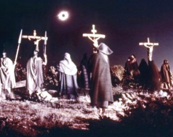 ¿Un eclipse solar oscureció los cielos durante la crucifixión de Jesús?