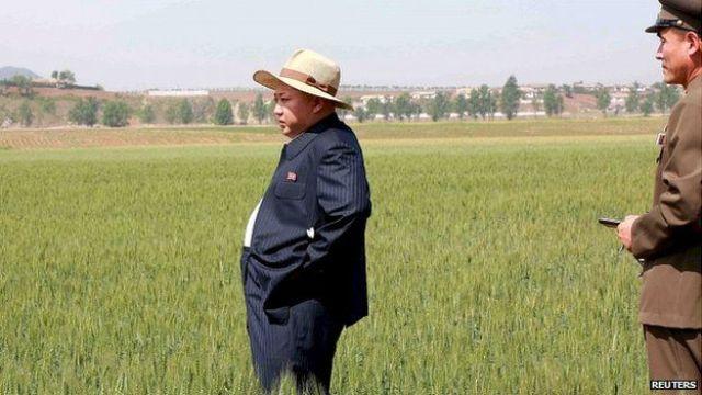 Corea del Norte enfrenta peor sequía y los cristianos sufren