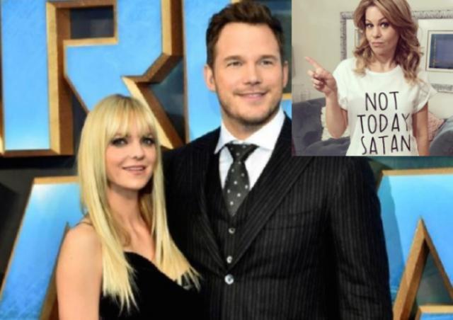 Hermana de Kirk Cameron defiende a Chris Pratt, criticado por hablar de Jesús tras divorcio