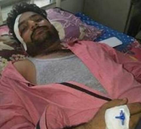 Pastor golpeado con bastones de metal por evangelizar en India