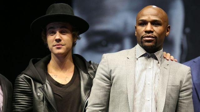 Floyd Mayweather enojado con Justin Bieber por seguir a Jesús
