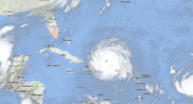 """Pastores afirman que huracán Irma es """"juicio de Dios"""""""