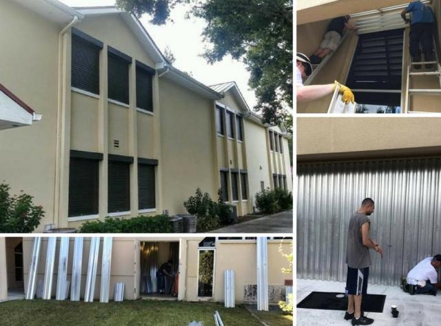 Cristianos de la Florida se preparan para el huracán Irma