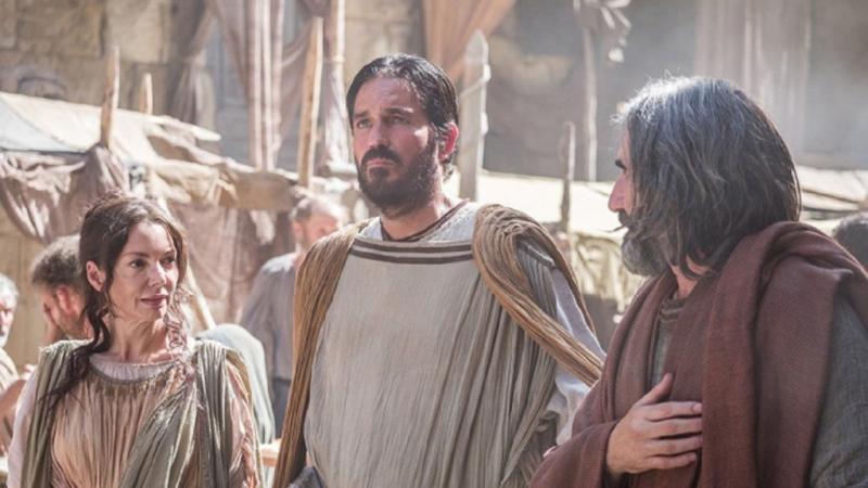"""Jim Caviezel interpretará a Lucas en """"Pablo, el apóstol de Cristo"""""""