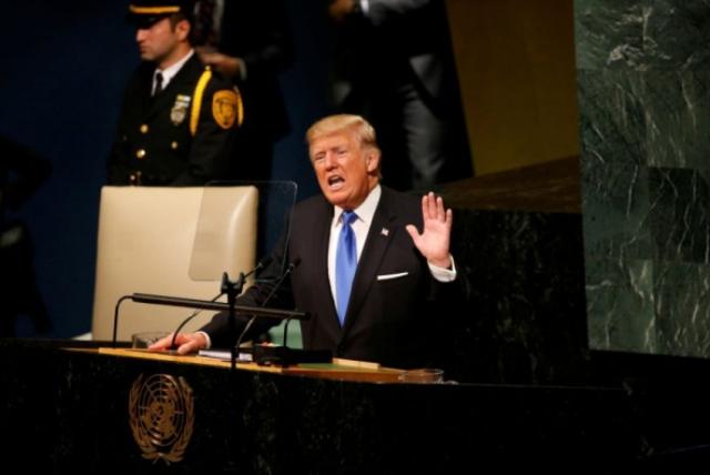 Trump a Corea del Norte: Retrocede o tendremos que 'destruirte totalmente'
