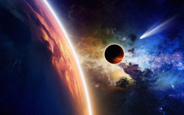 Tres teorías de lo que paso el 23 de septiembre: Del rapto al planeta X Nibiru