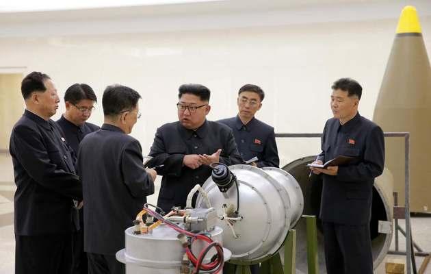 EEUU no descarta una 'gran respuesta militar' en Corea del Norte