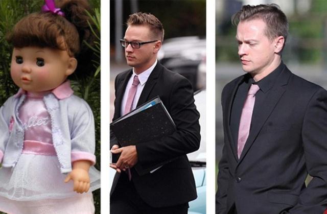 Pareja gay adoptó a niña y uno de ellos la mató creyendo que era Satanás