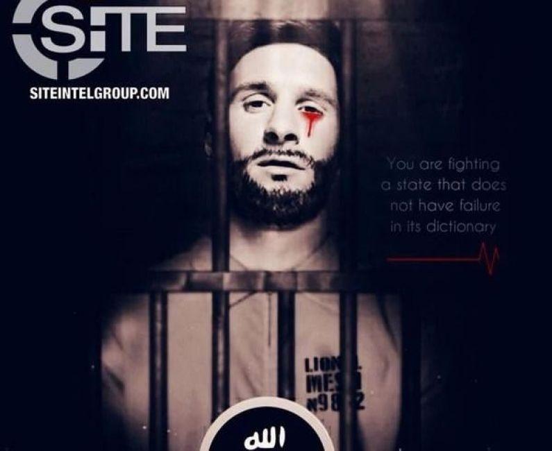 Estado islámico amenaza con atentados durante Copa del Mundo 2018