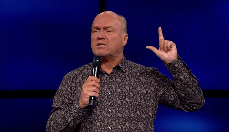 """Pastor Greg Laurie: """"No intentes saber quién es el Anticristo"""""""
