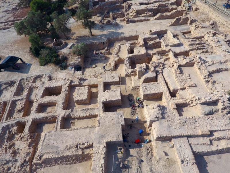 """Descubiertas ruinas de """"fortaleza de Salomón"""", mencionada en la Biblia"""