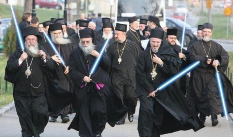 "Líder de la ""Iglesia Jedi"" afirma que Jesús nunca existió"