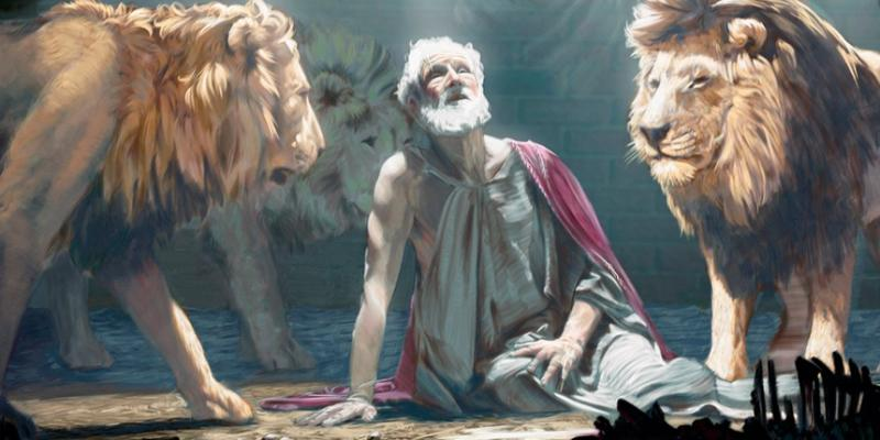 Devocional: Atrévete a ser un Daniel