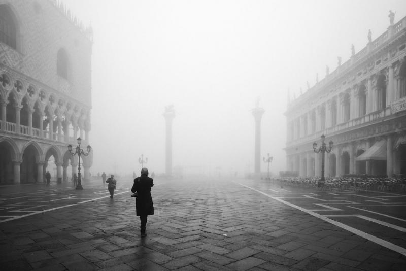 Devocional: Dejando que la niebla se vaya