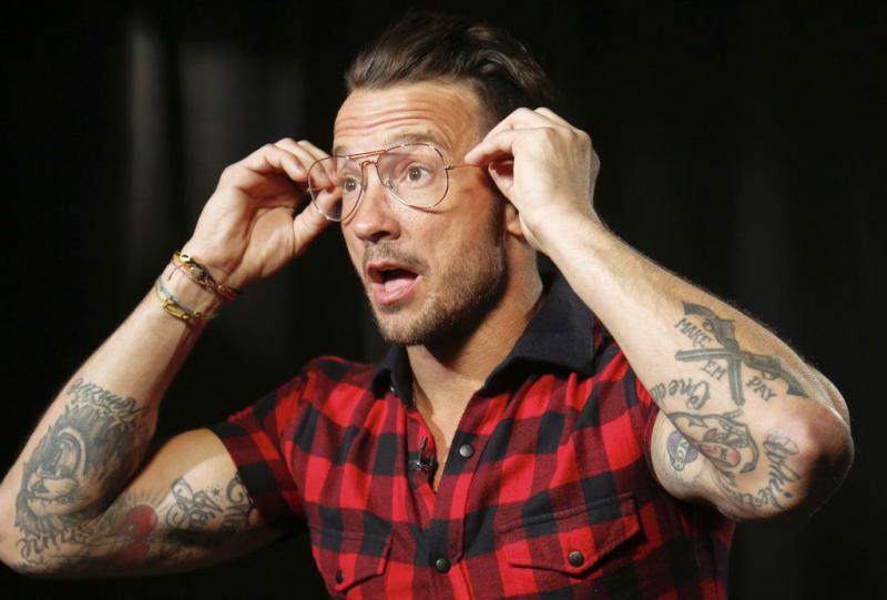 """Carl Lentz de Hillsong: """"Tatuarse no es pecado sino cuestión de interpretación"""""""