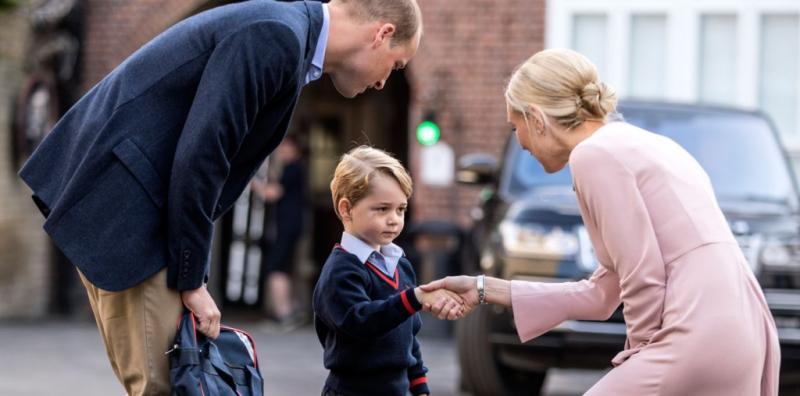 Pastor anglicano pide oraciones para que príncipe George sea gay