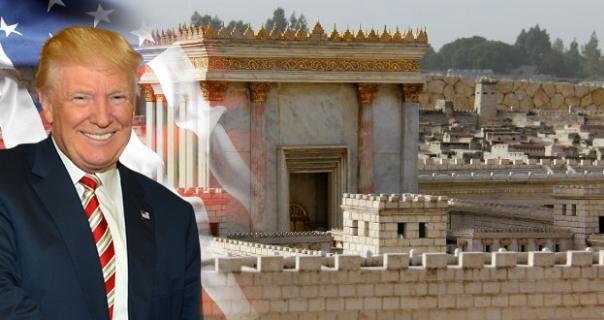 Rabinos vinculan reconocimiento de Jerusalén con Tercer Templo y llegada del Mesías