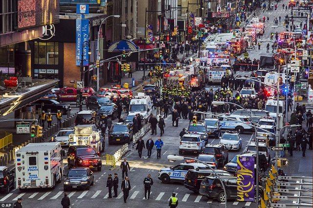 Alcalde de Nueva York agradece a Dios porque ataque terrorista no logro objetivos finales