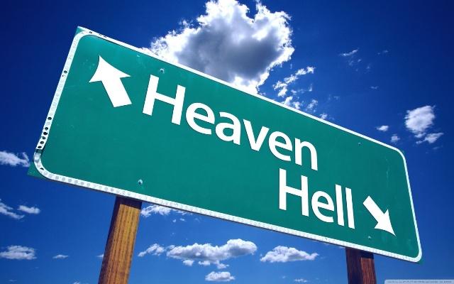 Mayoría de europeos occidentales no creen en el cielo ni en el infierno
