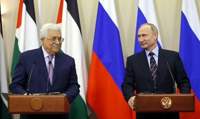 Putin quiere sustituir a Trump en negociaciones de paz entre Israel y palestinos