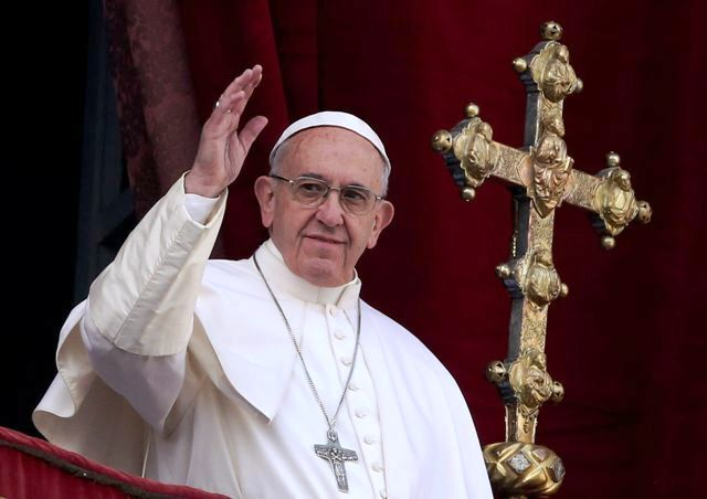 Papa propone unión a pastores para combatir persecución de cristianos