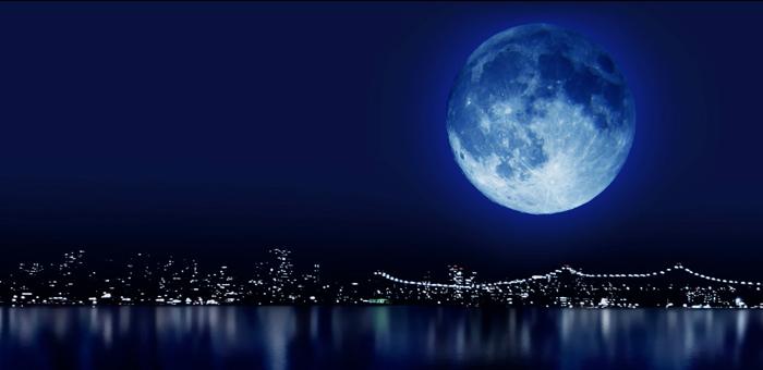 Luna de sangre azul tiene significado profético, dicen líderes religiosos