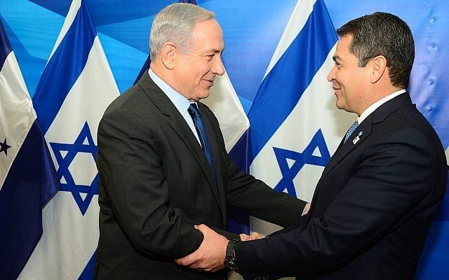 Israel dice que 10 países ya planean cambiar sus embajadas a Jerusalén