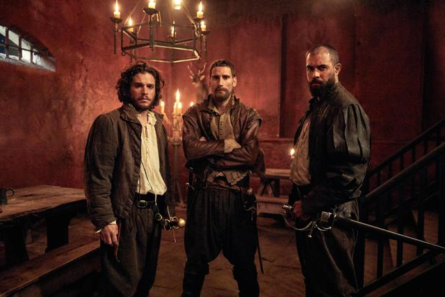 Nueva serie de HBO muestra batalla sangrienta entre católicos y evangélicos