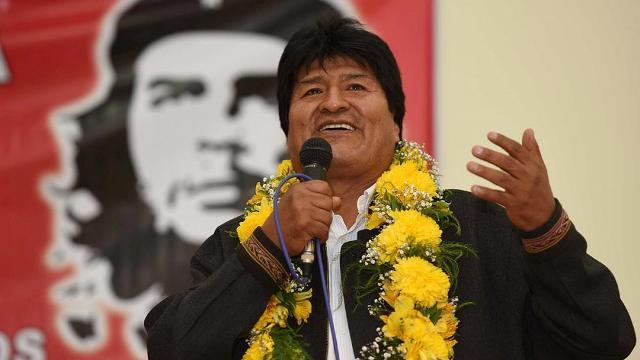 Pastor presionará a Evo Morales para que retire ley que prohíbe predicar el Evangelio