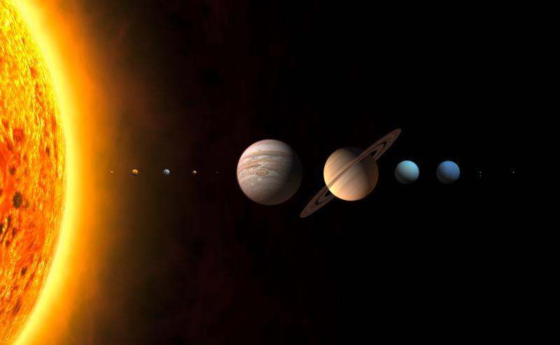 """Astrofísico: """"Nuestro sistema solar apunta hacia un Creador"""""""