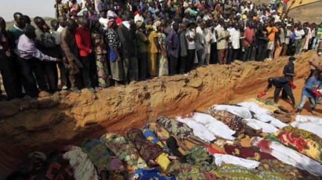 16 mil cristianos ha sido asesinados por yihadistas en Nigeria en los últimos años