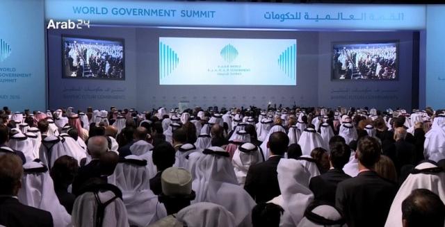 Conferencia de Gobernanza Mundial debate panorama político e inteligencia artificial