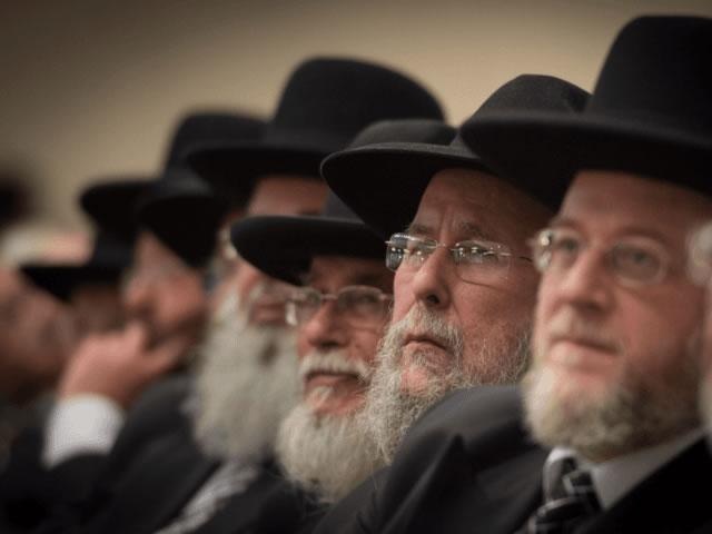 """2 mil rabinos firman documento admitiendo que cristianos """"forman parte del plan de Dios"""""""