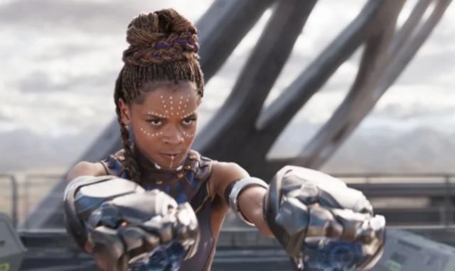 Actriz de 'Pantera Negra' se volvió a Dios tras percibir que idolatraba carrera