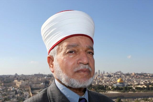 """Líder islámico amenaza con """"la guerra"""" por causa de la embajada de EEUU en Jerusalén"""