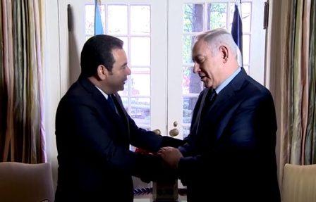 Guatemala anuncia transferencia de su embajada a Jerusalén