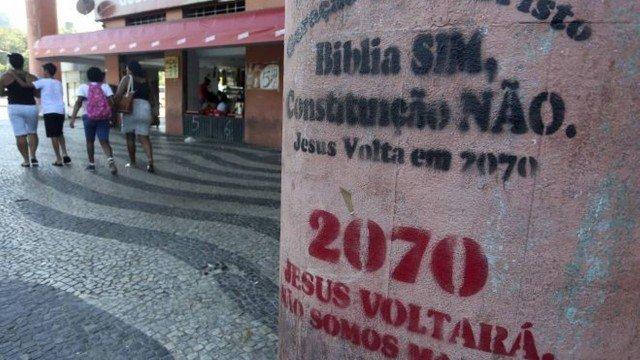 Iglesia  pentecostal anuncia venida de Jesús para el 2070