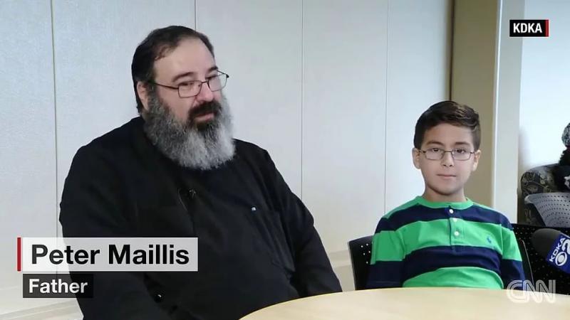 """Niño """"genio"""" de 11 años quiere ser astrofísico para probar que Dios existe"""