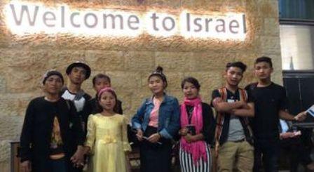 "Miembros de la ""Tribu Perdida de Manasés"" regresan a Israel después de 2.700 años"