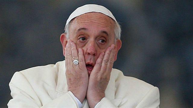 Vaticano desmiente que Papa haya negado existencia del infierno