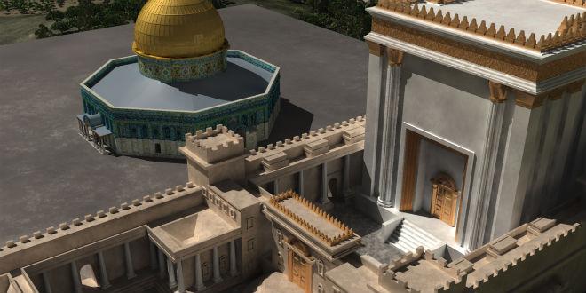 """Sanedrín de Israel pide """"ayuda"""" a árabes para construir Tercer Templo"""