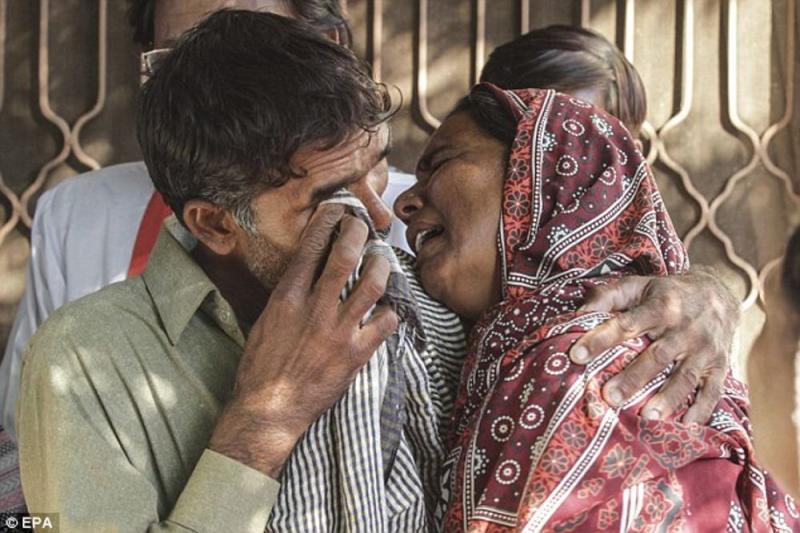 Cristiana quemada viva por negarse a casarse con musulmán