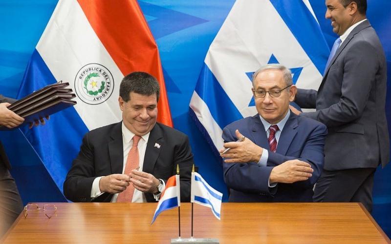 Paraguay anuncia planes para trasladar embajada a Jerusalén