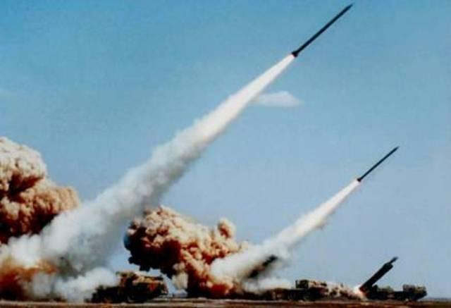 Irán lanza cohetes contra Israel desde Siria